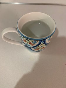 Jug or Cup Filled With Water