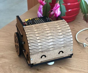 DIY Educational Micro:bit Robot