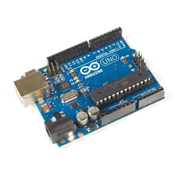 Picture of Components Used: