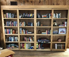 Secret Bookcase TV