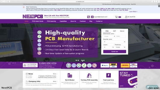 Designing and Ordering the PCBs