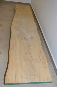 Put Your Hands on a Live Edge Slab