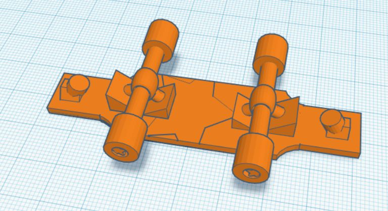 Picture of Make Chassis Bracket