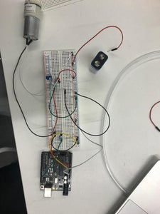 Mounting the Prototype and the Circuit