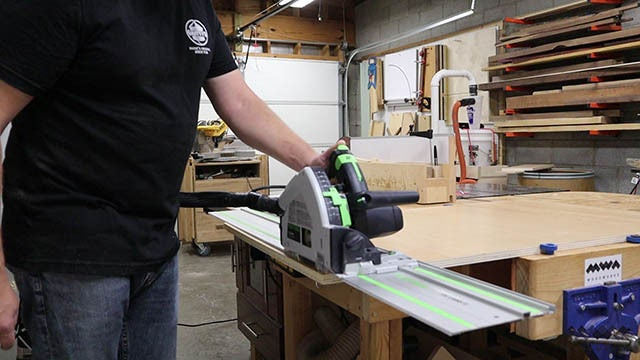 Picture of Cutting the Panels
