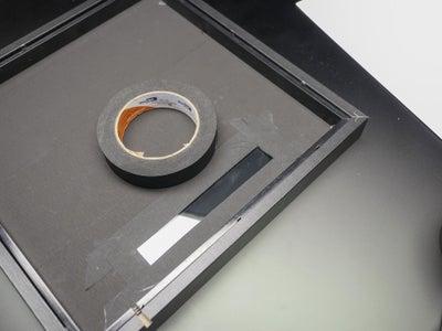 磁带和镜子