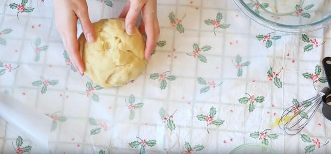 Make the Cookie Dough