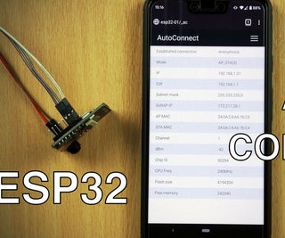 Using WiFi AutoConnect With ESP8266/ESP32 Boards
