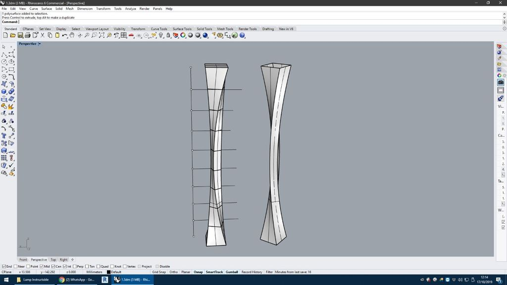 Picture of Preparation 3D Impressions + 3d Printer Setting