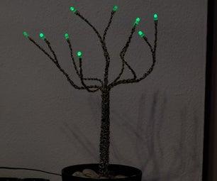 RGB-LED Wire Tree
