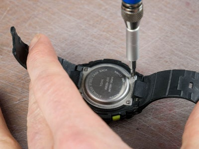 Do Some Simple Watch Surgery