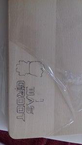 Groot Cutting Board