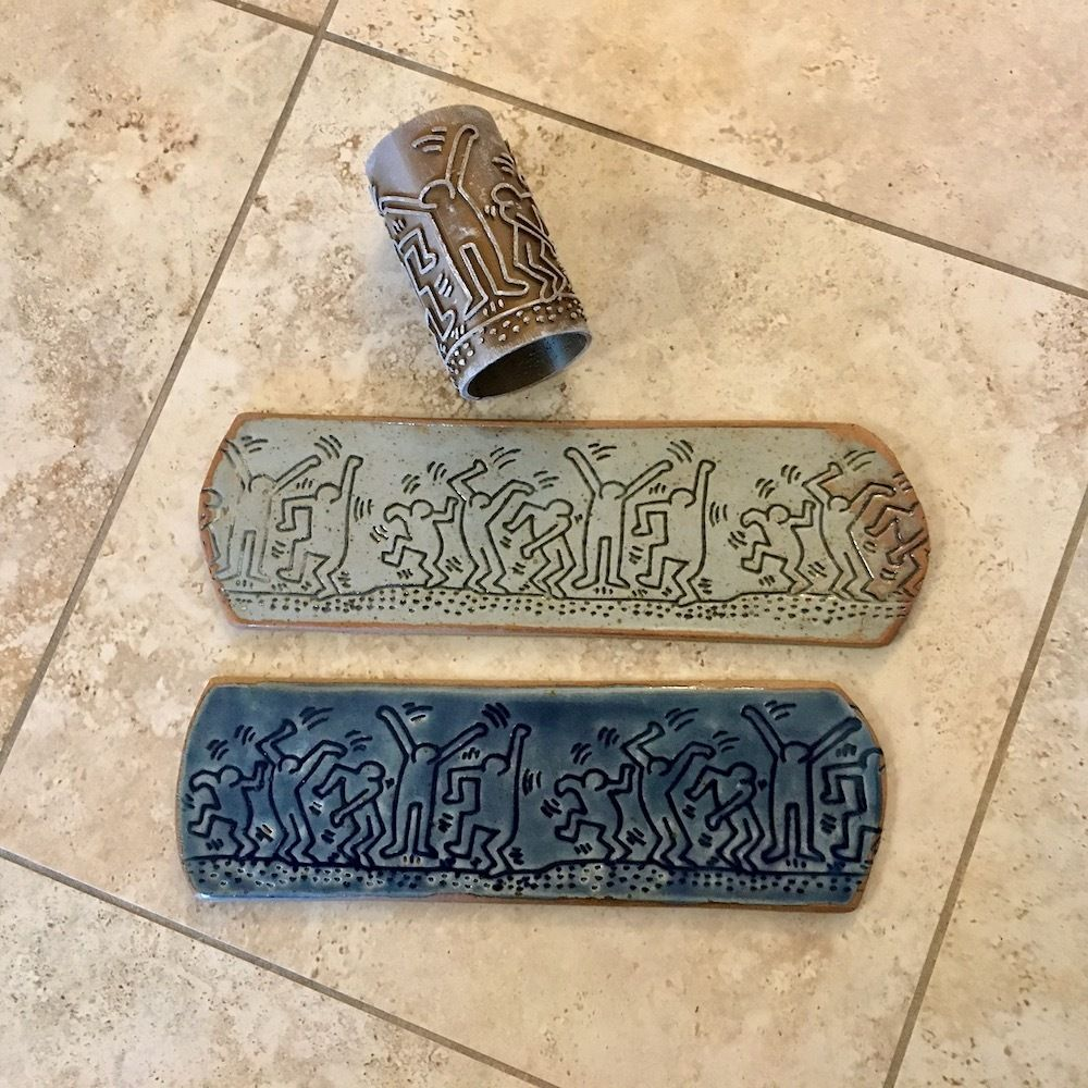 Picture of Texture Rollers - for Cookies or Clay