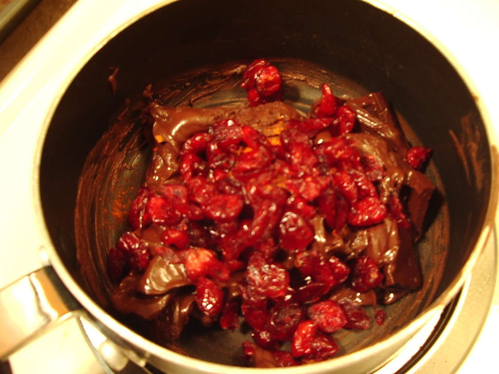 Picture of Adding Cherries and Chili
