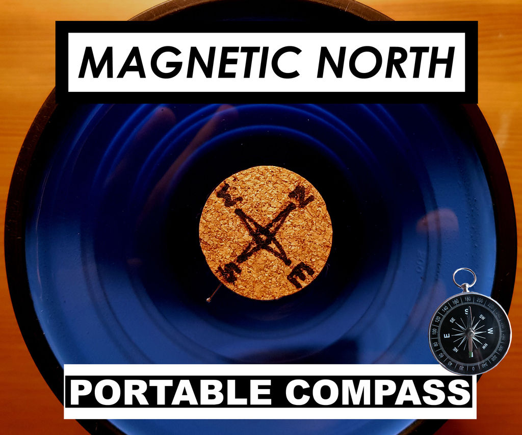 Portable MAGNETIC North