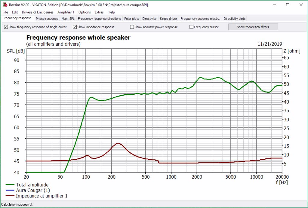 Picture of Speaker Simulation