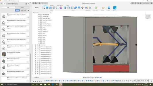 Step 2: the Design