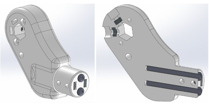 Picture of Lower Leg Assembly — 3