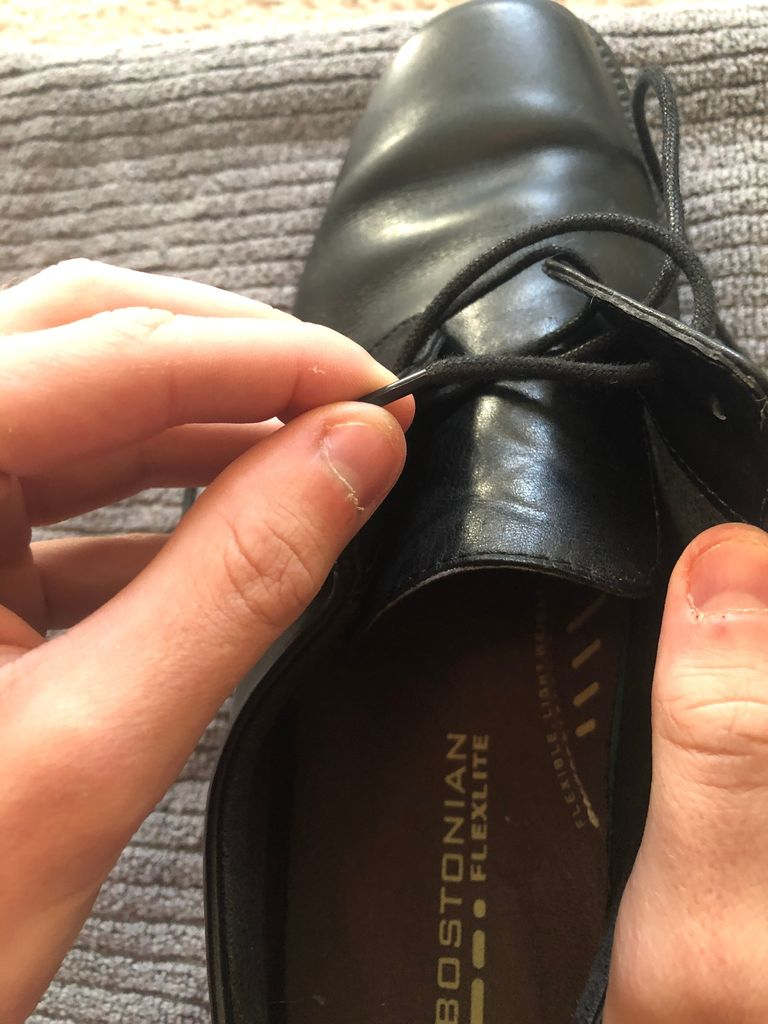Picture of Re-Lace Your Shoes
