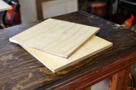 """Cut 16x16 Boards From ¾"""" Plywood"""