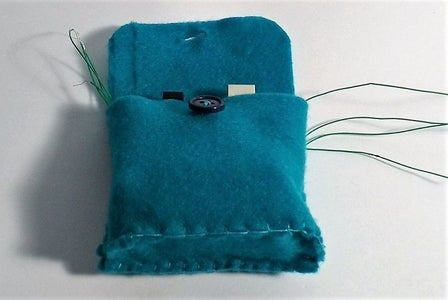Create the Pouch for the Arduino