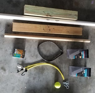 DIY Catapult