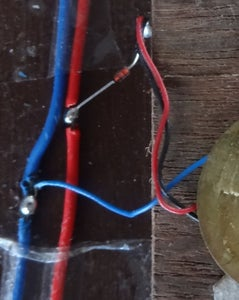 Connecting the Diode