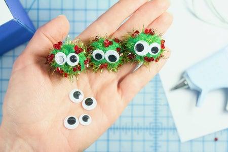 Make Virus Puppets: Add Googly Eyes