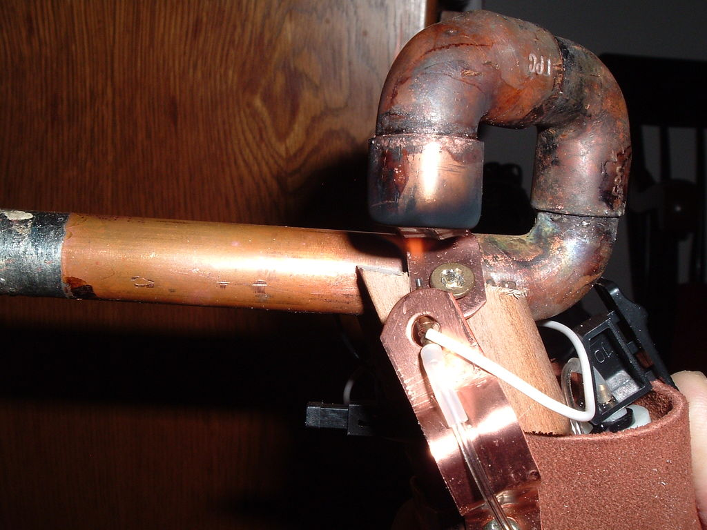 Picture of Steam Powered Potato Pistol 1.0