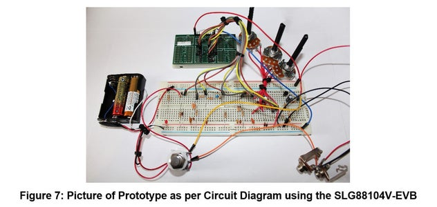 Circuit Explained