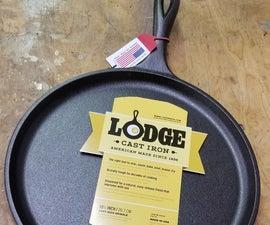 Resurfacing Cast Iron Pans