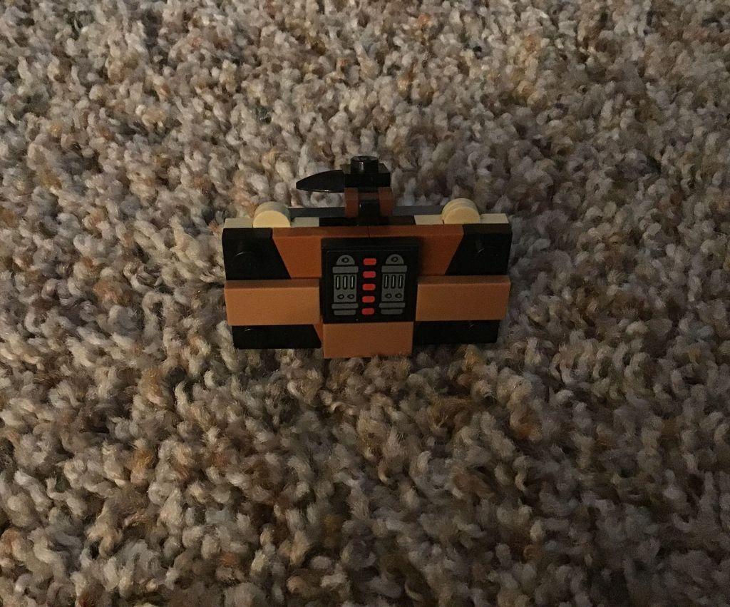 LEGO God Master