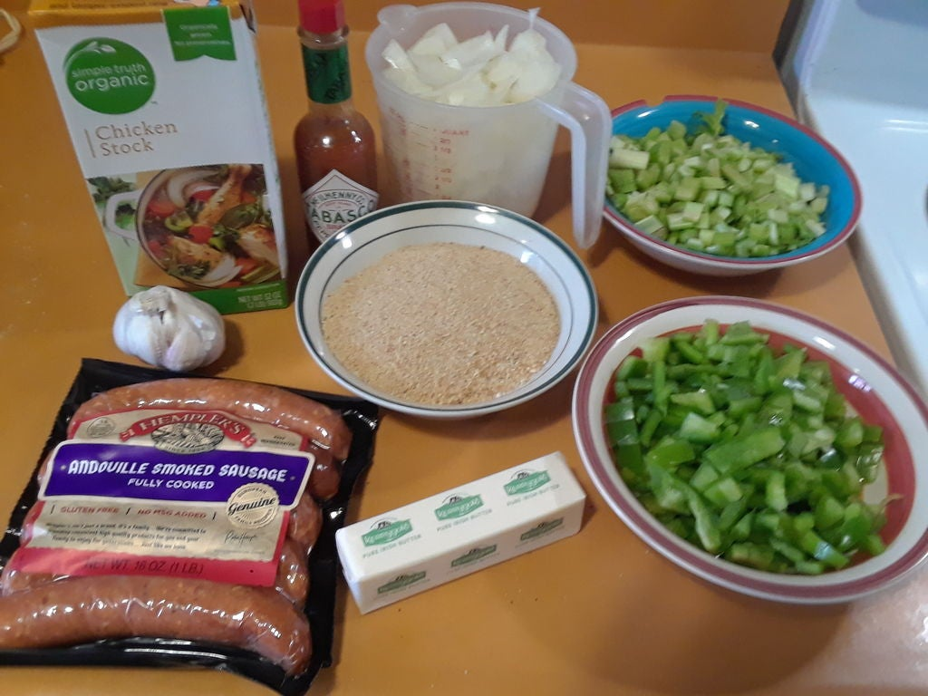 Picture of Gather Your Ingredients - Prep
