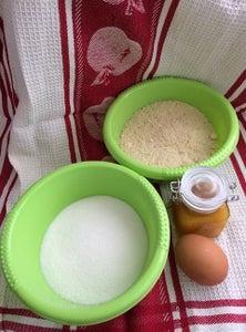 Prepare the Almond Paste