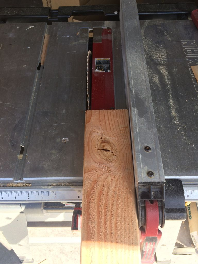 Picture of Layout and Dimensioning the Lumber