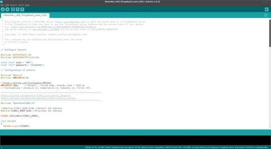 Programming the Wemos D1 Mini