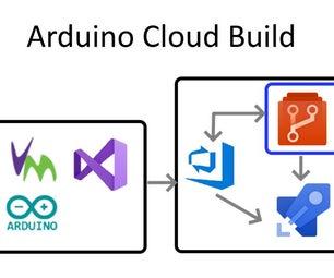 Arduino Cloud Build