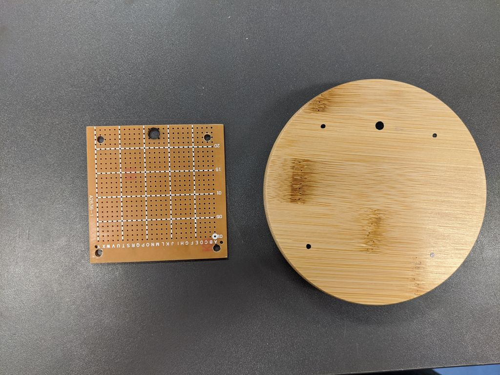 Picture of Making the PCB