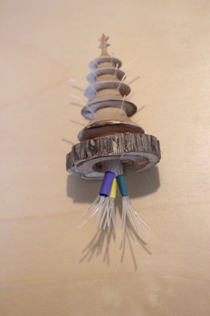 Picture of Insert Optic Fibers