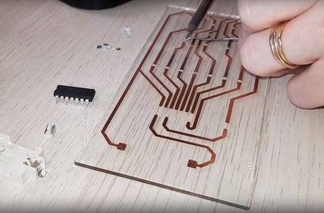 Component Welding
