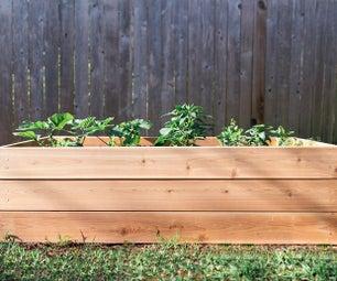 如何建立募集花园床