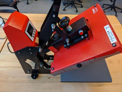 Getting to Know the Heat Press