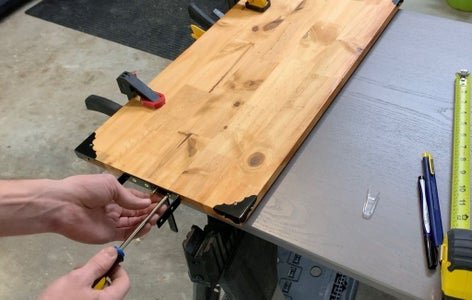 Make and Attach a Handle (optional)