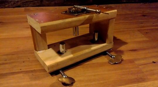 Tuners & Peg Box