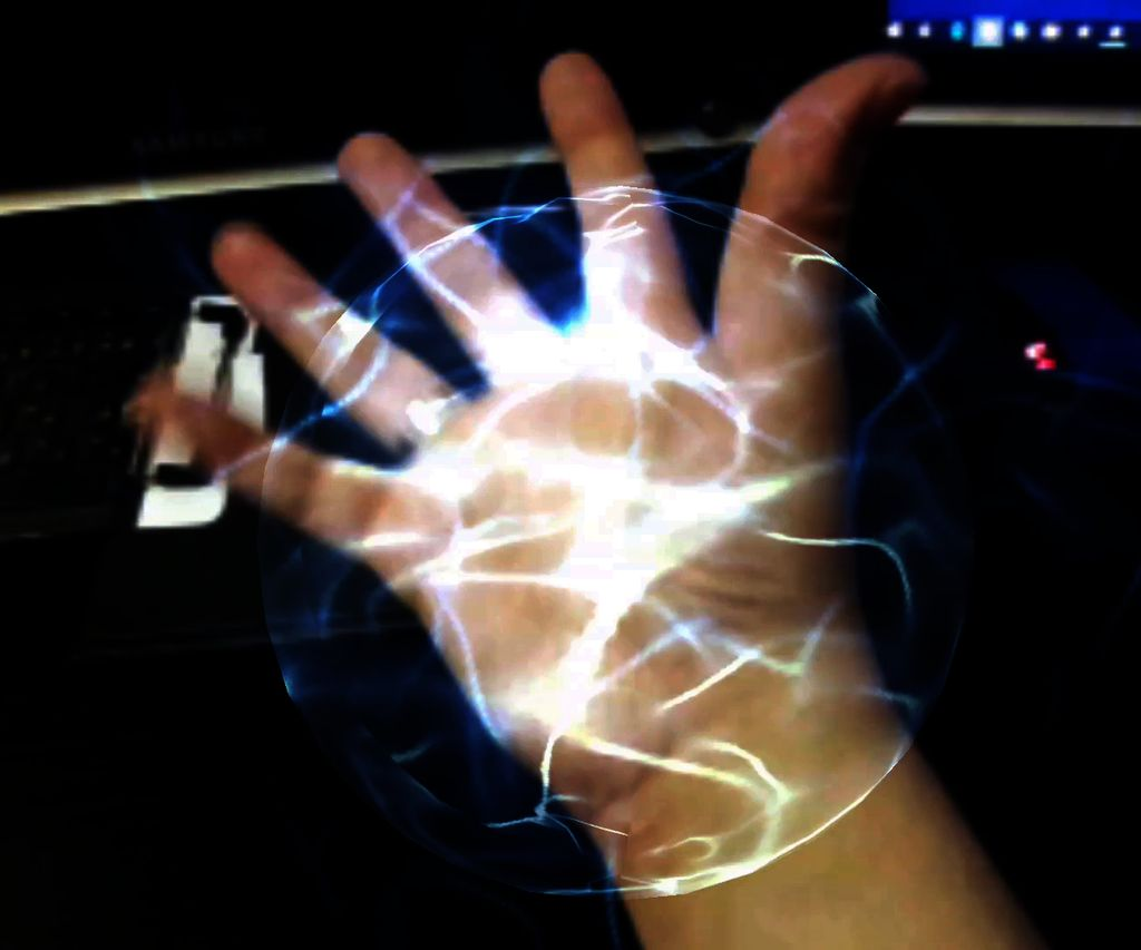 Manomotion - AR Hand Effects Manipulation