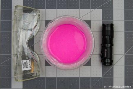 UV Light Demo