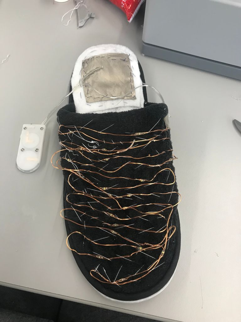 Picture of Creating the Soft Switch Air Pocket