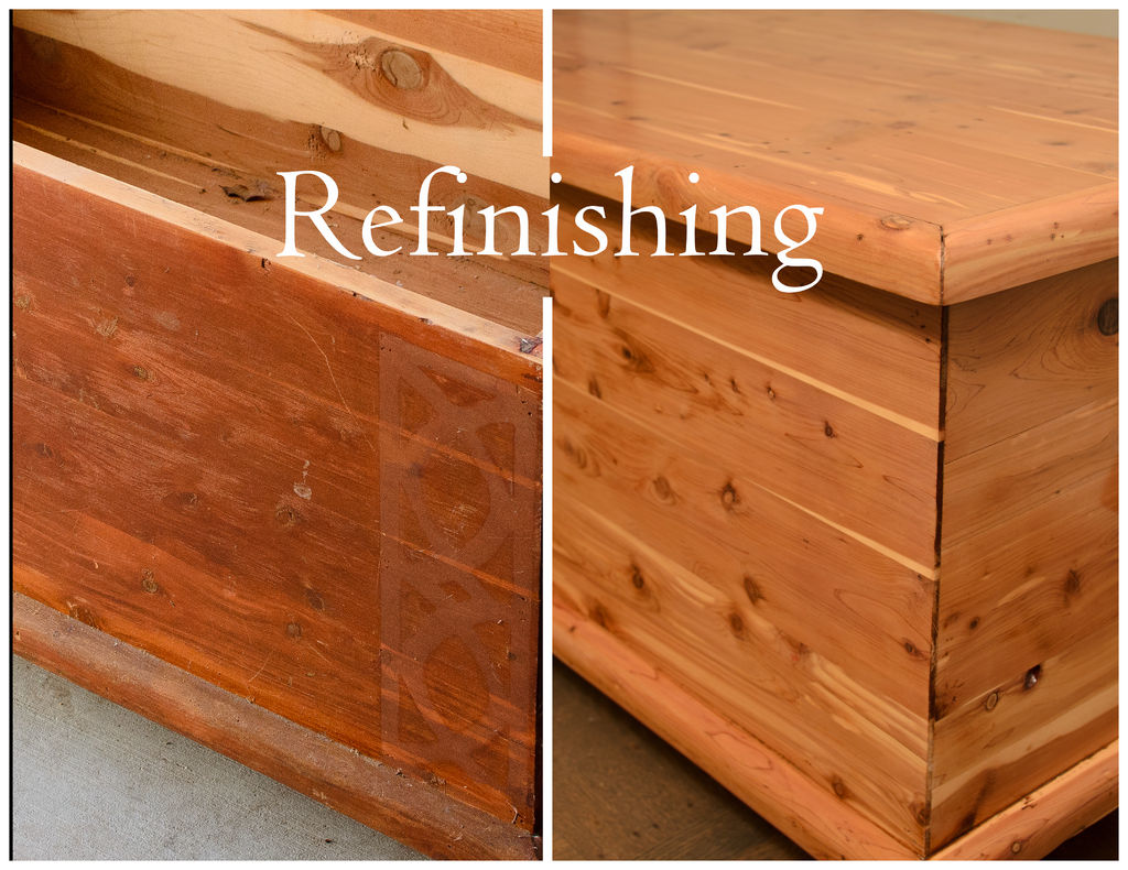 Staining Old Furniture Refinishing Old Furniture