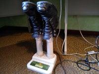 Allow Footwear to Soak