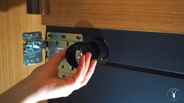 Install P Trap Adapter